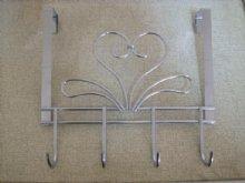 Over-the-Door hangers with 4 hooks