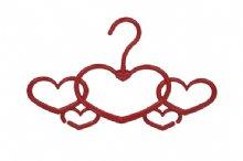 Heart Scarf hangers